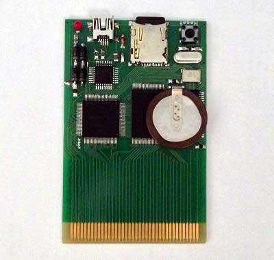 PC-Engine Flash Cart