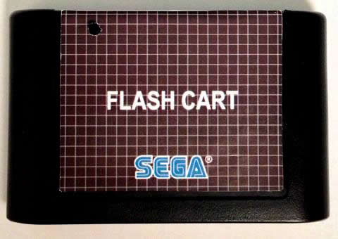 SMD Flash Cart
