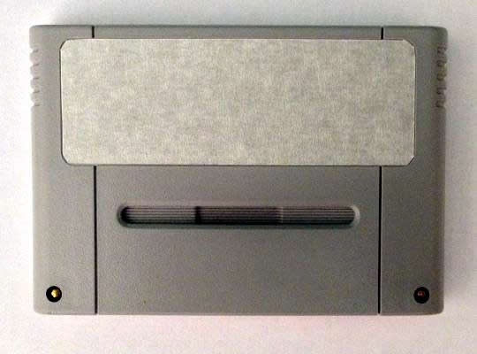 SNES Cart PAL