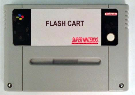 SNES Flash Cart